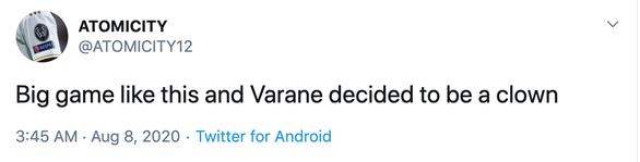 Varane được phong danh hài sau màn trình diễn thảm họa trước Man City - Ảnh 6.