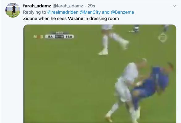 Varane được phong danh hài sau màn trình diễn thảm họa trước Man City - Ảnh 7.