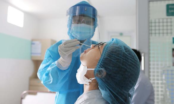 Chu kỳ lây nhiễm ước tính trung bình 5-7 ngày - Ảnh 1.