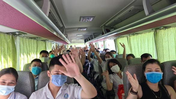 38 y bác sĩ Phú Thọ chia lửa với Quảng Nam: đoàn kết, quyết tâm chống dịch - Ảnh 2.