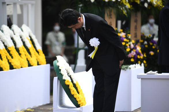 Nagasaki tổ chức tưởng niệm 75 năm thảm họa bom nguyên tử - Ảnh 8.