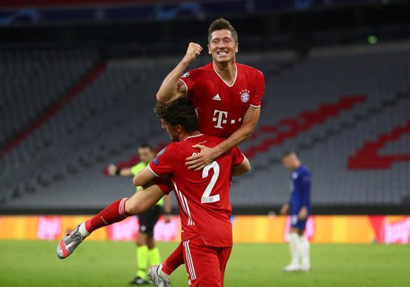 Bayern Munich loại Chelsea khỏi Champions League với tổng tỉ số 7-1 - Ảnh 1.
