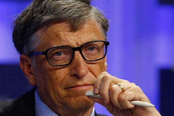 Tỉ phú Bill Gates gọi vụ mua lại TikTok là ly rượu độc - Ảnh 1.