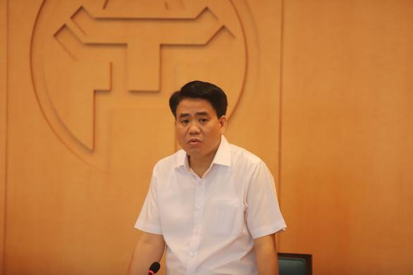 Chủ tịch Hà Nội: Bệnh nhân 812 xét nghiệm PCR lần 3 mới dương tính - Ảnh 1.