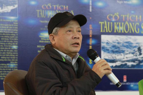 Nhà thơ Nguyễn Khoa Điềm: Khi viết Đất nước tôi là thanh niên mới trưởng thành - Ảnh 1.
