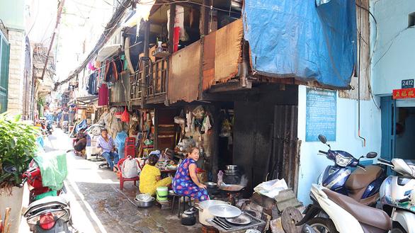 Hẻm Sài Gòn - Những đời người - Kỳ 1: Trăm năm hẻm nhà thùng - Ảnh 4.