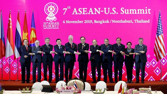 ASEAN trước bài toán Mỹ - Trung - Ảnh 1.