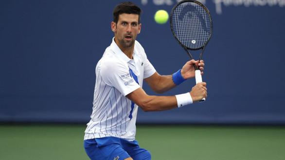 Djokovic thắng dễ ngày ra quân US Open - Ảnh 1.
