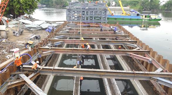 9 công trình giao thông chạy nước rút kịp về đích trong tháng 9-2020 - Ảnh 1.