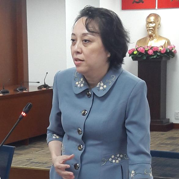 Vụ patê Minh Chay, bà Phạm Khánh Phong Lan: Tôi thà chọn cảnh báo nhầm để phản ứng ngay - Ảnh 1.
