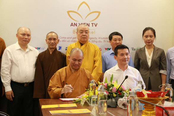 Đất Việt VAC chính thức trở thành đối tác chiến lược của Giáo Hội Phật Giáo Việt Nam - Ảnh 1.