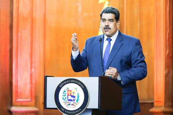 Venezuela ân xá cho hơn 100 nhân vật đối lập - Ảnh 1.