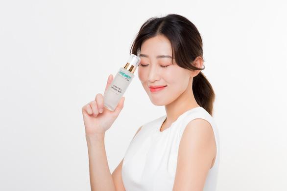 Xịt dưỡng Mioskin Plus chính thức ra mắt tại Việt Nam - Ảnh 1.