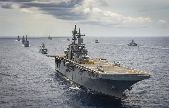Mỹ muốn lập NATO Thái Bình Dương - Ảnh 1.
