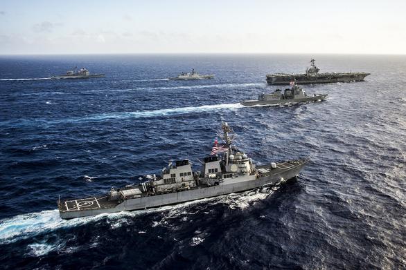 Mỹ muốn lập NATO Thái Bình Dương đối phó Trung Quốc - Ảnh 2.