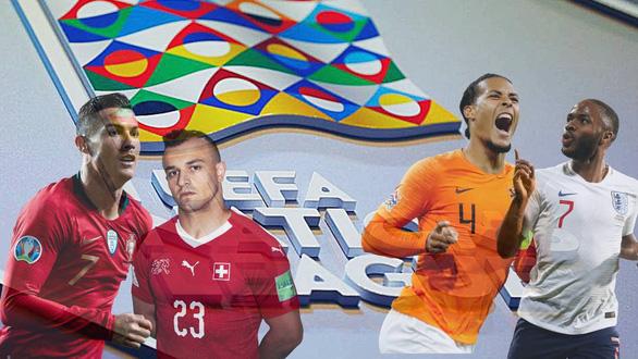 UEFA Nations League: Ngày hội bóng đá châu Âu trở lại - Ảnh 1.
