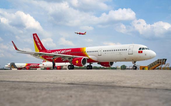 Vietjet tập trung nguồn vốn cho hoạt động vận chuyển hàng không - Ảnh 1.