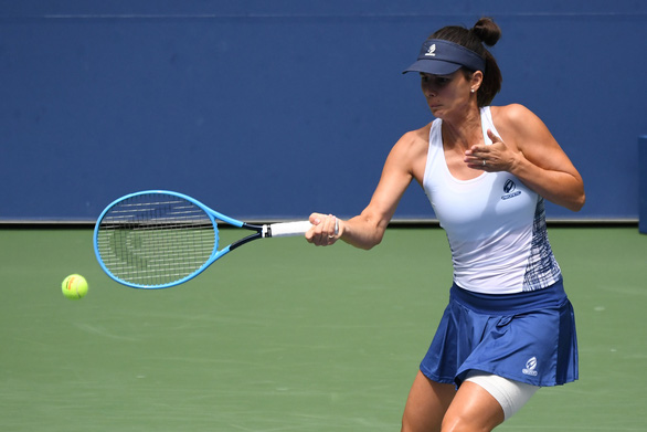 Thắng ngược 'hiện tượng' Pironkova, Serena lần thứ 14 vào bán kết Mỹ mở rộng - Ảnh 2.