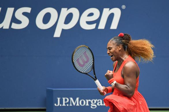 Thắng ngược 'hiện tượng' Pironkova, Serena lần thứ 14 vào bán kết Mỹ mở rộng - Ảnh 1.