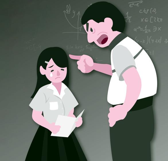 Giữ hay bỏ cách phạt học sinh bằng đình chỉ học? - Ảnh 1.