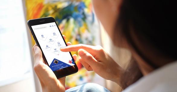 Ngân hàng dồn sức vào Mobile Banking - Ảnh 2.