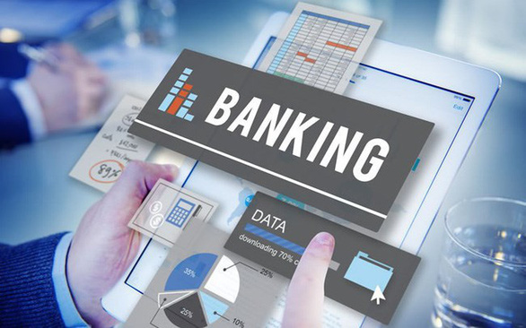 Ngân hàng dồn sức vào Mobile Banking - Ảnh 1.