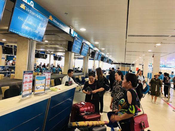 Vietnam Airlines tăng tần suất bay đến Đà Nẵng - Ảnh 1.