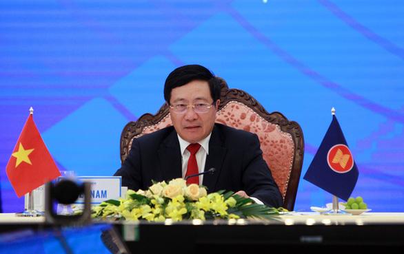 Một số bộ trưởng ASEAN quan ngại về các sự cố nghiêm trọng ở Biển Đông - Ảnh 1.