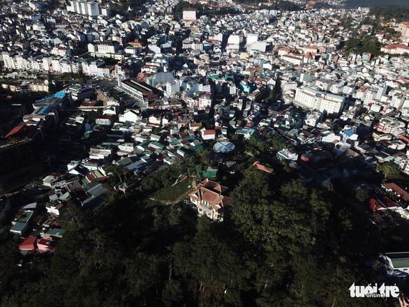 Đề nghị tổ chức hội thảo khoa học đánh giá lại quy hoạch khu trung tâm Hòa Bình - Đà Lạt - Ảnh 2.