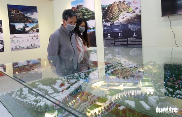 Đề nghị tổ chức hội thảo khoa học đánh giá lại quy hoạch khu trung tâm Hòa Bình - Đà Lạt - Ảnh 3.