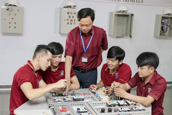 Lời cam kết từ trường ĐH Nguyễn Tất Thành - Ảnh 1.