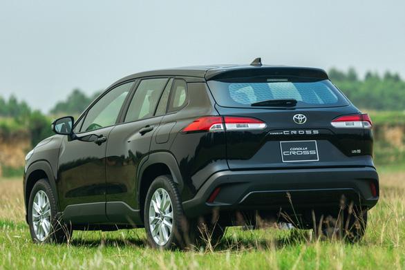 Toyota Corolla Cross bản tiêu chuẩn 1.8G: đáng 'đồng tiền bát gạo'? - Ảnh 4.