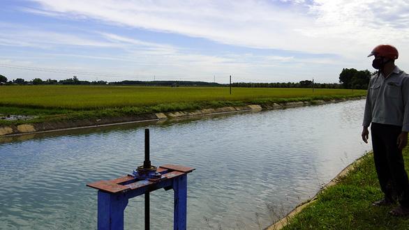 Hành trình mở nguồn nước Dầu Tiếng - Kỳ 6: Sức sống xanh từ hồ Dầu Tiếng - Ảnh 1.