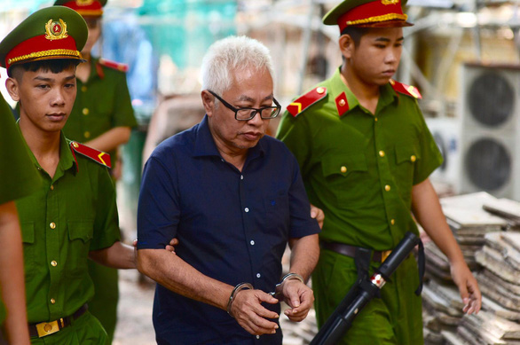 Cựu lãnh đạo Ngân hàng Đông Á Trần Phương Bình tiếp tục bị đề nghị truy tố - Ảnh 1.