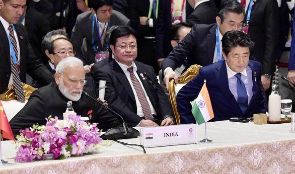 Giữa căng thẳng Ấn - Trung, Ấn bất ngờ ký hiệp ước quân sự với Nhật - Ảnh 1.