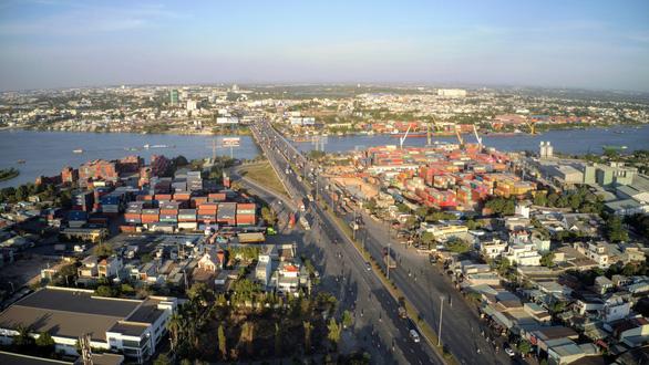 2.200 tỉ xây cầu Nhơn Trạch nối TP.HCM -  Đồng Nai - Ảnh 1.