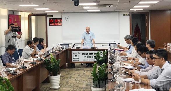 Đại hội đại biểu Đảng bộ TP.HCM dự kiến từ ngày 14 đến 18-10 - Ảnh 1.