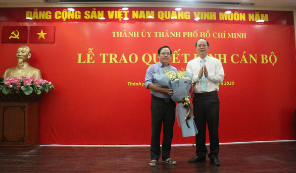 Chủ tịch HĐQT Saigon Co.op Diệp Dũng được điều động về HFIC - Ảnh 1.