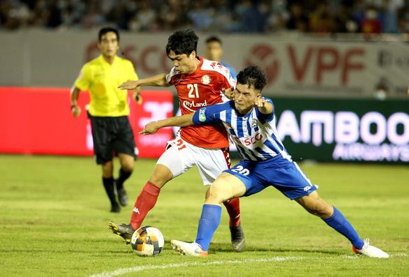 HLV Chung Hae Soung: Công Phượng dự bị vì cầu thủ khác phong độ tốt hơn - Ảnh 2.
