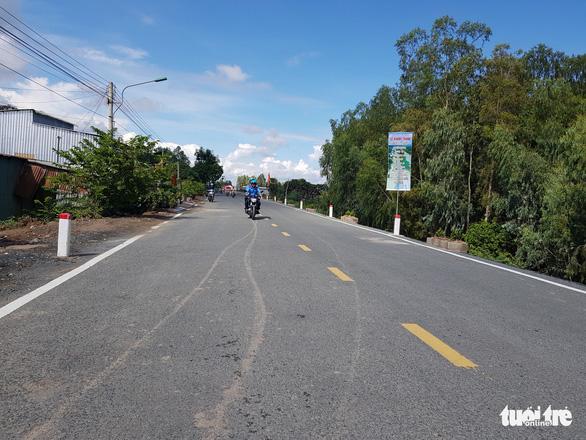 Khánh thành đường 955A gần 1.000 tỉ phục vụ an ninh quốc phòng - Ảnh 2.