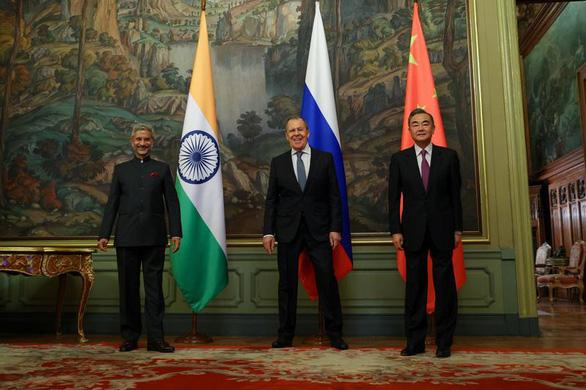 Trung - Ấn nhất trí rút quân khỏi biên giới sau cuộc họp tại Nga - Ảnh 1.