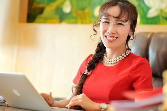 Nữ tỉ phú Nguyễn Thị Phương Thảo là một trong 100 người thay đổi kinh tế châu Á - Ảnh 1.