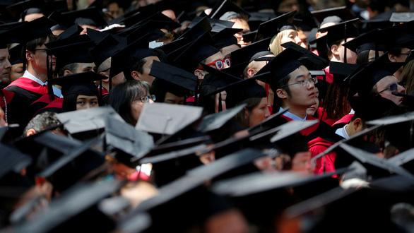 Sinh viên Trung Quốc ngại du học Mỹ - Ảnh 1.