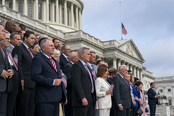 Nước Mỹ chuẩn bị tưởng niệm 19 năm vụ khủng bố 11-9 - Ảnh 2.