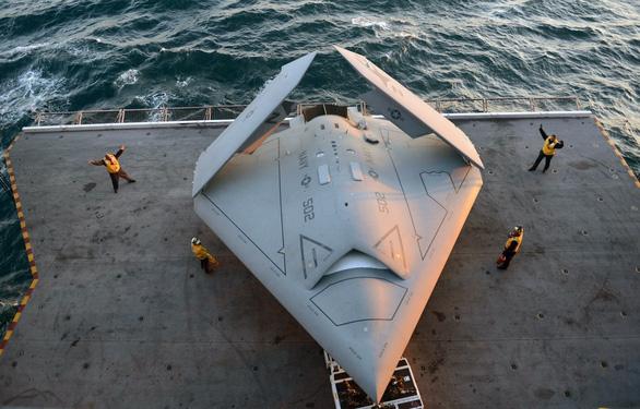 Hải quân Mỹ công bố diễn tập quy mô lớn trên Thái Bình Dương - Ảnh 1.
