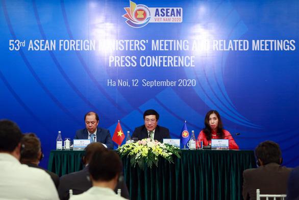 Phó thủ tướng Phạm Bình Minh trả lời về việc tuân thủ UNCLOS 1982 của Trung Quốc - Ảnh 1.