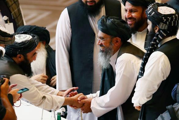 Khai mạc hòa đàm chấm dứt nội chiến giữa chính phủ Afghanistan với lực lượng Taliban  - Ảnh 5.