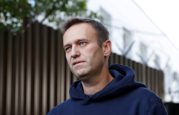 Đức nói sẽ điều tra vụ đầu độc nếu ông Navalny đồng ý - Ảnh 1.