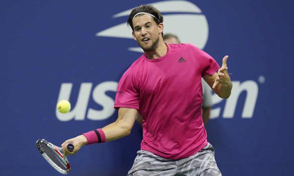 Đánh bại Medvedev, Dominic Thiem lần đầu vào chung kết Mỹ mở rộng - Ảnh 1.