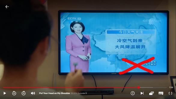 Netflix cắt cảnh đường lưỡi bò trong phim Gửi thời thanh xuân ấm áp của chúng ta - Ảnh 1.